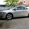 2007 Civic EX coupe 66000 mi 1 owner