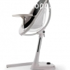 стульчик Mima Moon High Chair Black&White